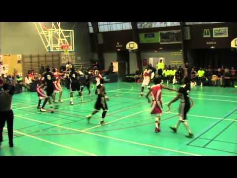 CSU Basketball Highlights vs. Juvisy (Aug. 22)