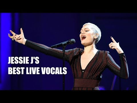 Jessie J's Best Live Vocals