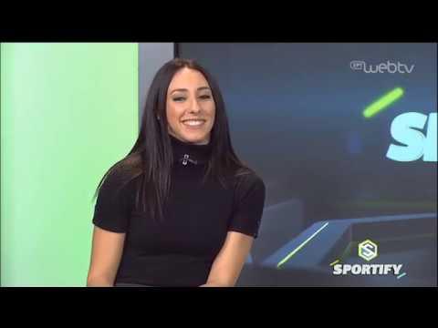 Η Μαρία Μπελιμπασάκη στο «Sportify» | 10/1/2019 | ΕΡΤ