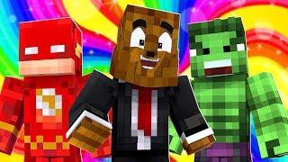 OP Rainbow Ultimate Sword - Minecraft Crazy Craft 3.0 SMP #5 | JeromeASF