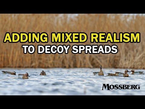 Adding Realism To Decoy Spreads: Creative Mojo Tactics For Duck Decoy Spreads