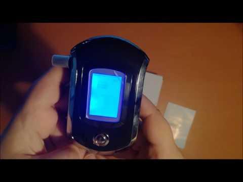 Le Recensioni di Cristina - Etilometro Portatile della VicTsing