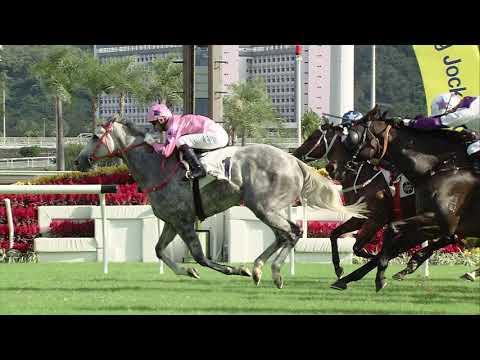 [Jockey Club Day 2020] Jockey Club Sprint 2020 race replay