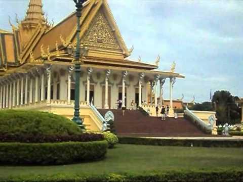 พระราชวังเขมรินทร์ เที่ยวกัมพูชา ทัวร์กัมพูชา สไมล์ไทยอีโคทัวร์ 02 4290553