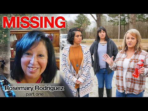 UNDERWATER SEARCH for ROSEMARY.. (Missing Person Part 1)