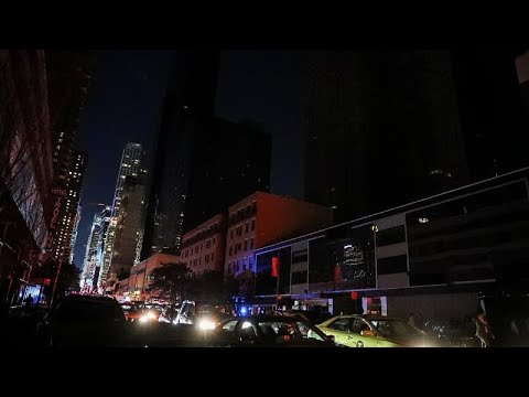 Stundenlanger Stromausfall in New York: Mehr als 70.0 ...