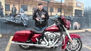2. 2010 Harley-Davidson Street Glide