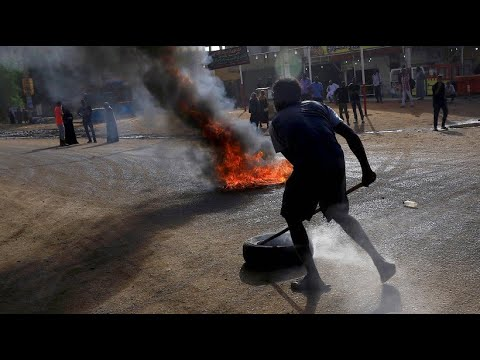 Sudan: Polizisten erschießen oppositionelle Demonstra ...