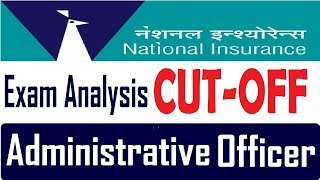 In this video we shall discuss NICL AO Mains 2017 Exam Cut off & Analysis. Most of the exams including Bank Examinations like IBPS - PO and Clerk , RAILWAYS,SSC, BANK PO, RRB PO, RBI CLERK, SSC MTS, LIC, RBI and other competitive exams consist of questions from this topic and many students facing difficulty while solving these questions. Here, We tried to help you by providing these daily videos. You will definitely find change in your speed and accuracy while solving these type of questions.**************************************************Subscribe Us :   https://www.youtube.com/channel/UCKQ5AV1FRAVRy381SVlsDqQ?sub_confirmation=1**************************************************Like & Follow Our Facebook Page: https://www.facebook.com/fuelupacademy/Follow us on Twitter: https://twitter.com/fuelupacademyFollow us on Instagram : https://www.instagram.com/fuelupacademy/*********************************************Contact : info@fuelupacademy.com,  fuelupacademy@gmail.com*********************************************Web : www.fuelupacademy.com