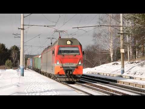 Электровоз 2ЭС10-025 \