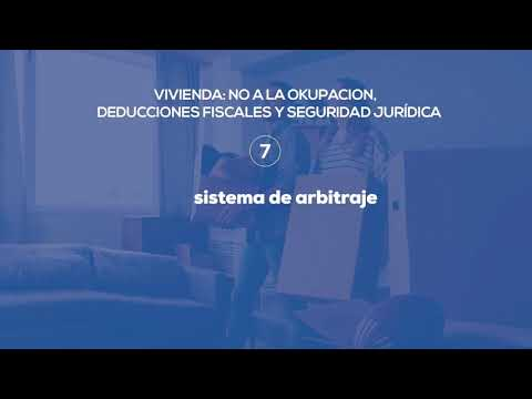 Nuestro contrato con España - Vivienda