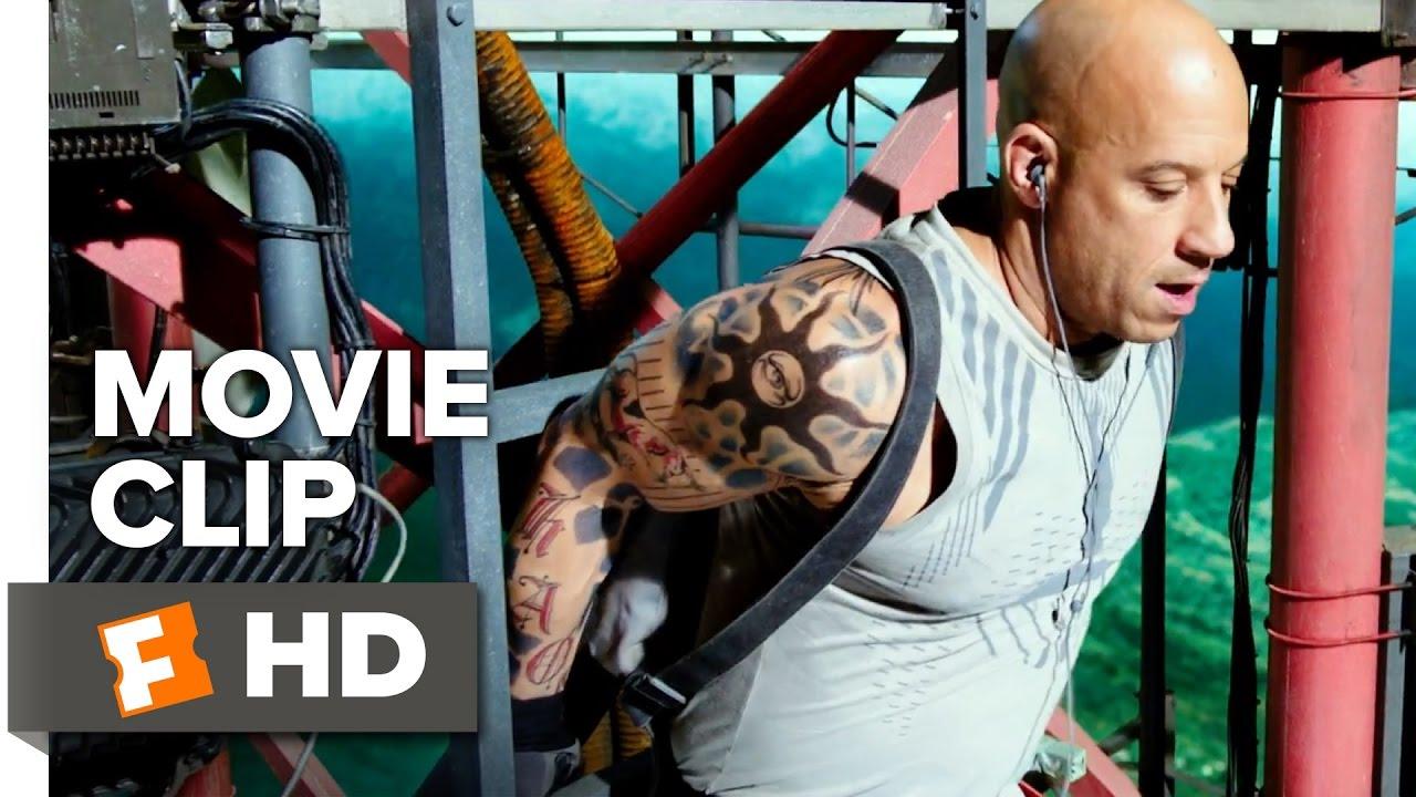 Guns, Girls, Global Domination, Vin Diesel is back in 'xXx 3: Return of Xander Cage' [Clip] with Samuel L. Jackson