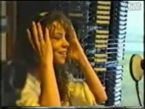 Mariah Carey- Z100 Radio Interview 1990