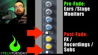 Video Understanding Aux Sends - Transitioning to In-Ears - #AscensionTechTuesday - EP011 MP3, 3GP, MP4, WEBM, AVI, FLV Desember 2018