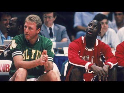 Larry Bird vs Michael Jordan:  Larry Bird schools Michael Jordan: Why Larry Bird is better than Jordan? (VIDEO)