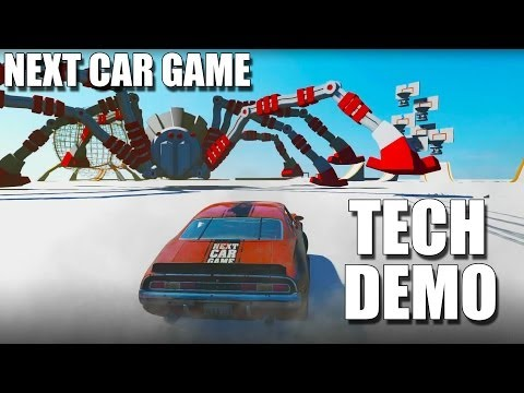 Download Next Car Game - Full Tech Demo (PC) HD Mp4 3GP Video and MP3