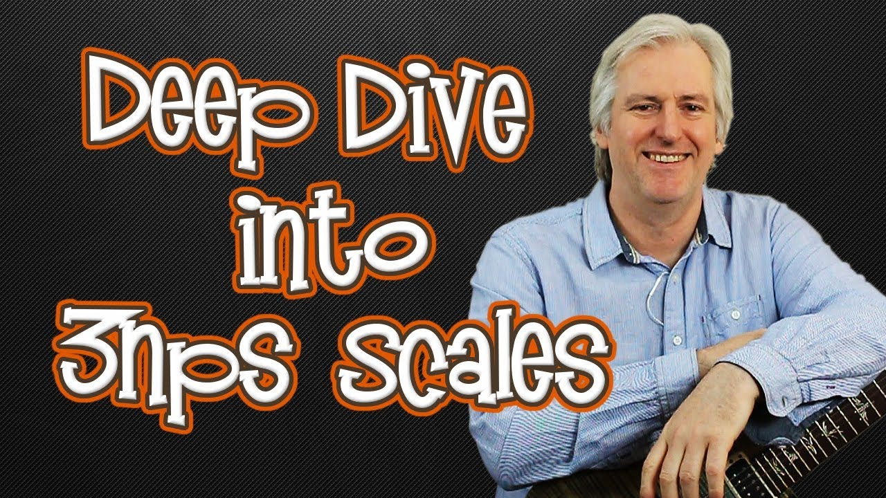 Deep Dive into 3nps Guitar Scales – Part 1