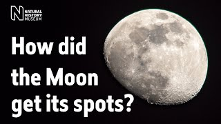 How the moon got its spots