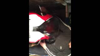 9. Ducati 1000DS SuperSport starting up