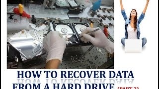 how to recover data from a crashed hard drive. how to recover data from a hard drive(stuck heads:buzzing, clicking). hard drive data recovery. recover delete...