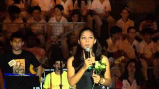 Encenação do Poema Noturno de Ariano Suassuna, por Jovens do Ensino Médio do Auxiliadora de Natal
