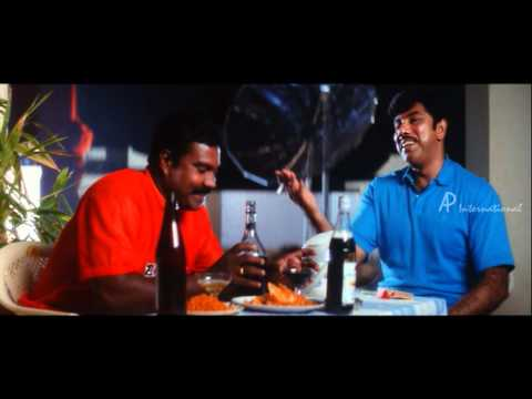 Sema Ragalai - Sathyaraj-Kalabhavan mani drinks liquor
