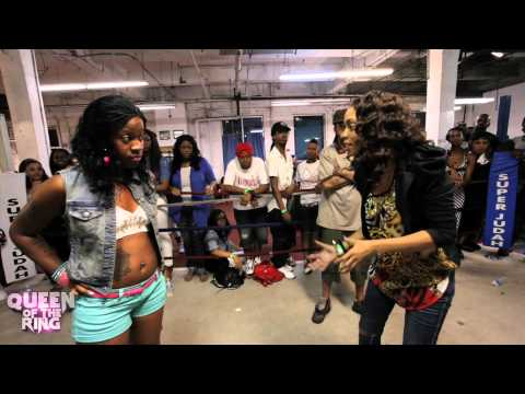 krissy - QUEEN OF THE RING Hunger Games is back with another RING battle. Check out the up and comers to the ring with their second battle. Krissy Yamagucci take on M...