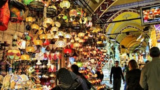 Video Shopping at Grand Bazaar Istanbul Turkey 🇹🇷 Tourism Travel Video Guide إسطنبول MP3, 3GP, MP4, WEBM, AVI, FLV Januari 2019