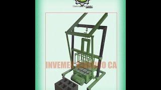 Download Lagu Fabricacion Maquina Mini Ponedoras de Bloques de Concreto 15-12-10 centimetros Venezuela Mp3