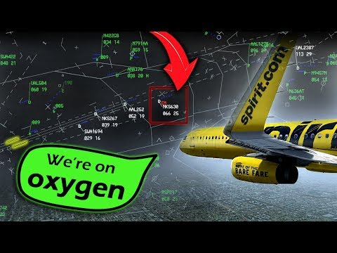 [REAL ATC] Spirit A321 Returns To LAX Due To SMOKE IN THE CABIN!