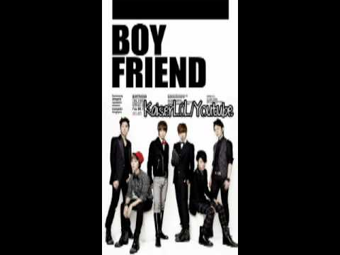 [Audio 480p] Boyfriend - I'll Be There