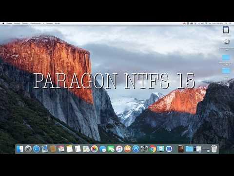 Instalando y Crackeando paragon NTFS