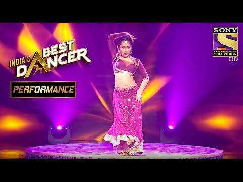 Swetha का 'Morey Piya' पे एक शानदार Performance | India's Best Dancer
