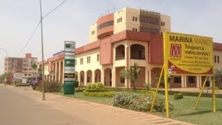 ouagadougou capital of burkina faso.