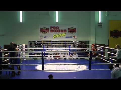 2  56 кг -- Деркач Вадим, Горловка -- Кравченко Ростислав, Донецк (видео)