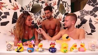 Video Jessy et Valentin (Les Marseillais VS le Reste du Monde 2) dans le bain de Jeremstar - INTERVIEW MP3, 3GP, MP4, WEBM, AVI, FLV Oktober 2017