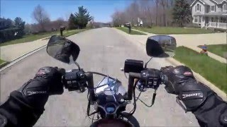 9. Harley Sportster 1200 and Vulcan 800