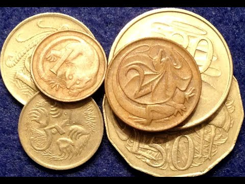 Rare Australian Coins To Look For