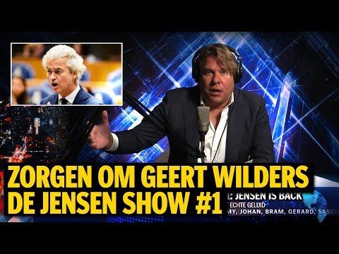 ZORGEN OM GEERT WILDERS - DE JENSEN SHOW