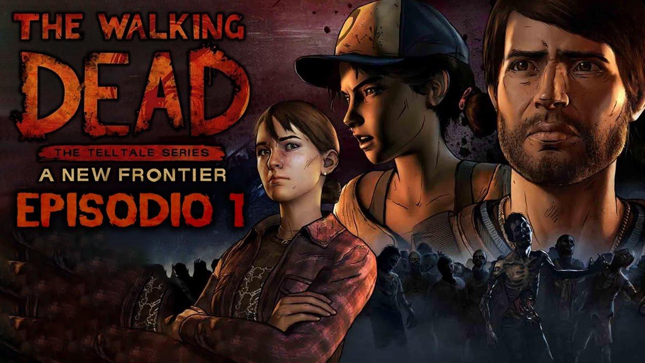 Ver The Walking Dead A New Frontier – EPISODIO 1: VUELVE CLEMENTINE en Español Online