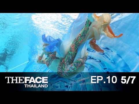The Face Thailand Season 2 : Episode 10 Part 5/7 : 19 ธันวาคม 2558 (видео)