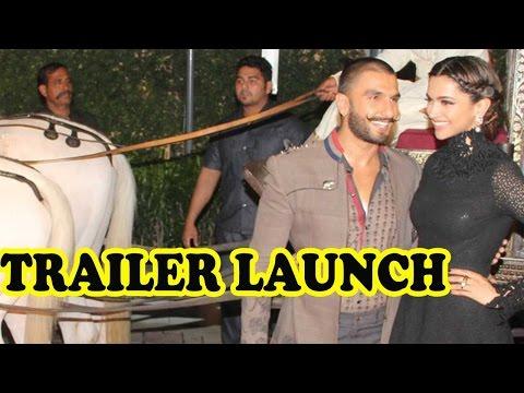 Deepika Padukone And Ranveer Singh's Royal Entry