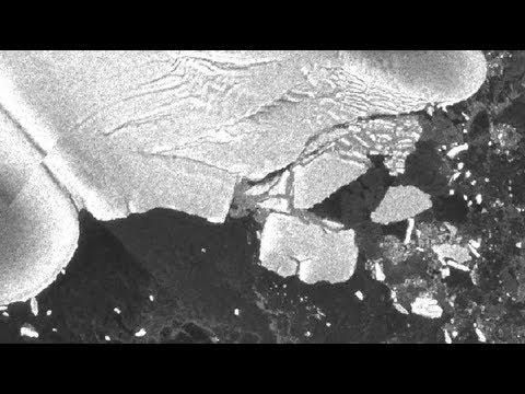 0 Tsunami no Japão desprendeu gigantes icebergs na Antártida