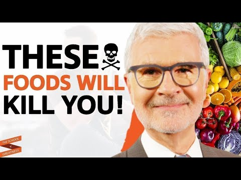 "The ""Healthy"" Foods That Are Killing You with Dr Steven Gundry and Lewis Howes"