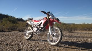 3. 2014 Honda CRF250L Stage 1 Kit Top Speed LOL