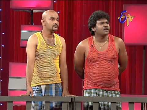 Jabardasth -  ????????? -  Shakalaka Shankar Performance on 17th April 2014 18 April 2014 08 AM