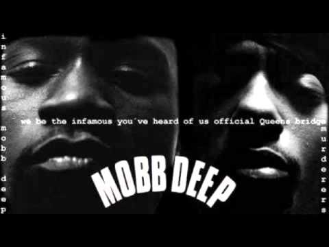Mobb Deep - Shook Ones (When Worst Comes To Worst My People Come First) M4ttyyy Mashup