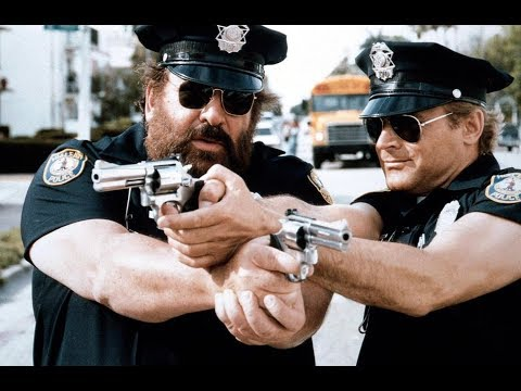 Miami Supercops (1985) -  Terence Hill, Bud Spencer