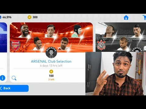 ARSENAL Club Selection PACK OPENING | PES 2019 MOBILE