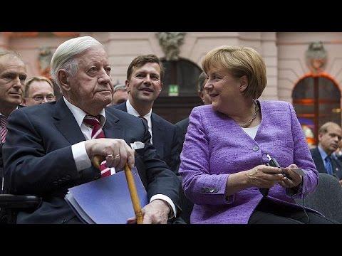Γερμανία: Φόρος τιμής στον Χέλμουτ Σμιτ